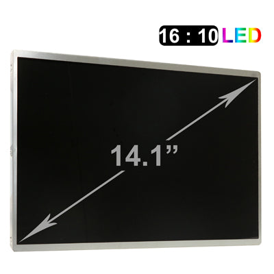 Original 14.1 inch 16: 10 1280 x 800 Resolution Laptop Screens & LED TFT Panels from Samsung (40 pin)