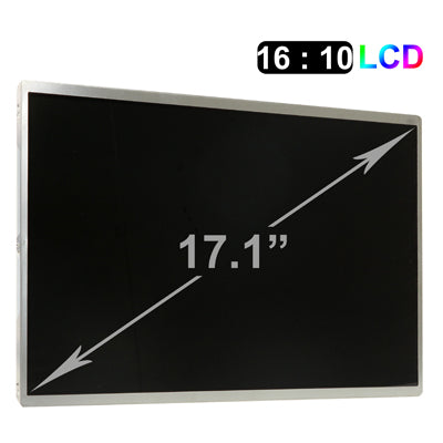 Original 17.1 inch 16: 10 1440 x 900 Resolution Laptop Screens & LCD TFT Panels from Samsung (30 pin)