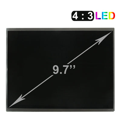 Original 9.7 inch 4: 3 1024 x 768 Resolution Laptop Screens & LED TFT Panels from Samsung (30 pin)