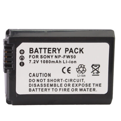 NP-FW50 Battery for Sony NEX-5 / NEX-3 / NEX-3C / NEX-5C(Black)