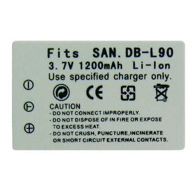 DB-L90 Battery for SANYO