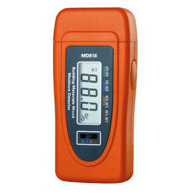 Digital LCD Moisture Meter Water Content Measure Test(Orange)   Lead Time: 2~5 Days.
