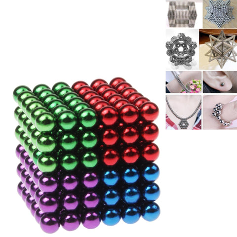 Buckyballs Magnetic Balls / Magic Puzzle Magnet Balls (216pcs Magnet Balls Included)