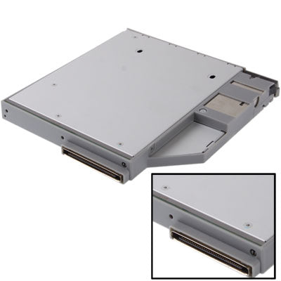 2.5 inch 2nd HDD Hard Drive Caddy SATA for DELL D600/ T61 / D610 / D620 / D630 / D820 / D800   Lead Time: 1~3 Days.