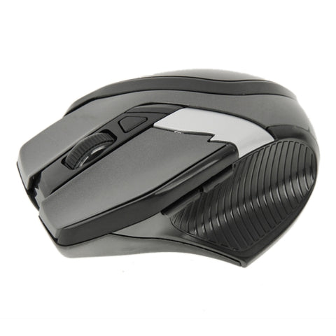 2.4GHz Wireless Optical Mouse with Embedded USB Receiver(Grey)   Lead Time: 2~5 Days.
