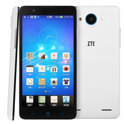 ZTE Red Bull V5 4GB, Network: 3G