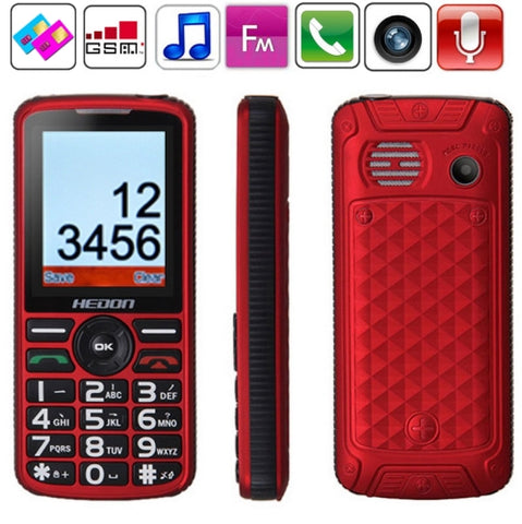 A200 Elders GSM Mobile Phone