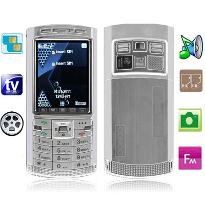 DONOD D805+ GSM Mobile Phone