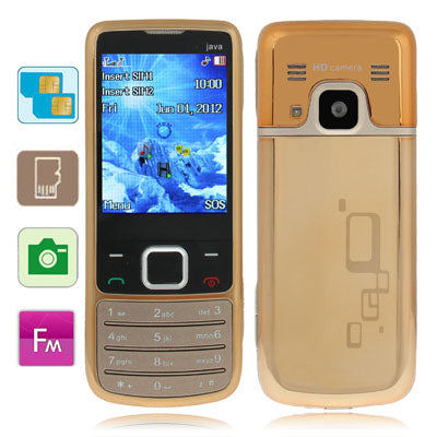 Q670 Mobile Phone, Network: 2G