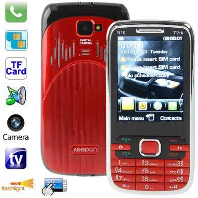 N10 GSM TV Mobile Phone