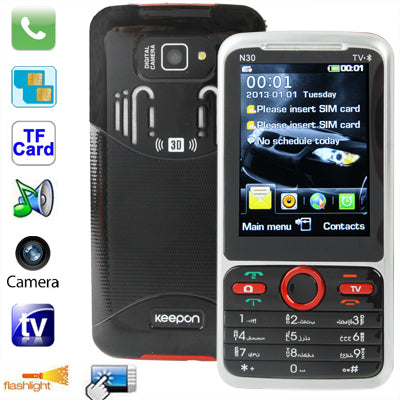N30 TV GSM Mobile Phone