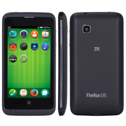 ZTE OPEN C 4GB, Network: 3G