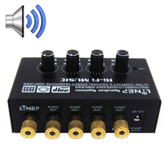 A908 One In Four Out Audio Signal Amplifier   Lead Time: 1~3 Days.