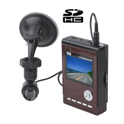 2.5 inch TFT Screen V90 Car DVR with Motion Detection function , Support 32GB SD Card