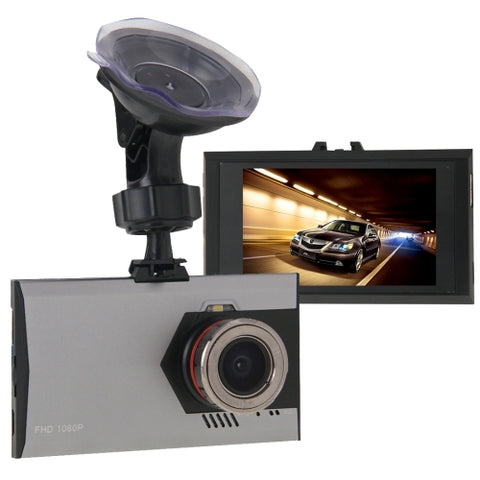 A8 Full HD 1080P 3.0 inch Screen Display Car DVR Recorder, 170 Degree Wide Angle Viewing, Generalplus 1248, Support Loop Recording / Motion Detection / G-Sensor Function   Lead Time: 2~5 Days.
