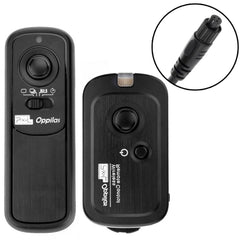 Pixel Oppilas 2.4GHz Wireless Shutter Remote Control for Olympus E1 / E3 / E5 / E10 / E20 (RW-221 / CB1)