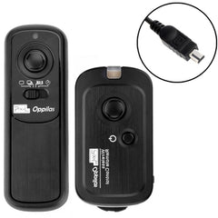 Pixel Oppilas 2.4GHz Wireless Shutter Remote Control for Nikon DSLR D90 / D5000 / D5100 / D3100 / D7000 (RW-221 / DC2)
