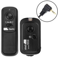 Pixel Oppilas 2.4GHz Wireless Shutter Remote Control for Canon Power Shot G10 / G11, EOS 1100D / 1000D / 600D / 550D / 500D /400D / 350D, EOS 30 / 33 / 50 (RW-221 / E3)