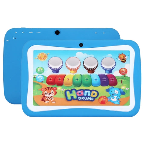 Kids Education Tablet PC, 7.0 inch, 512MB+8GB