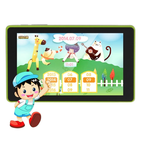 UTOO P66 Kids Education Tablet PC