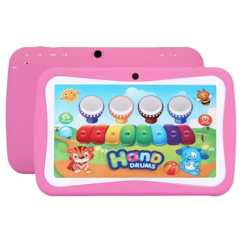 M755 Kids Education Tablet PC, 7.0 inch, 512MB+8GB