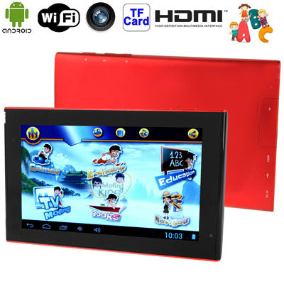 TS-741 Kids Education Tablet PC 8GB
