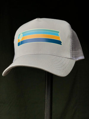 "302 Stripes ""Grandpa"" Hat"