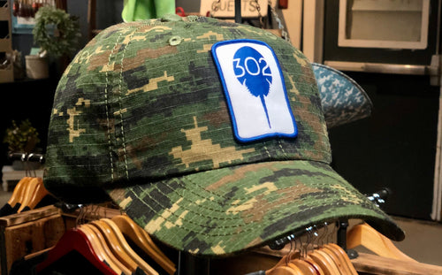 Digital Camo Dad Hat