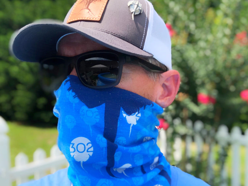 Buff / Neck Gaiter /  Face Covering / Mask