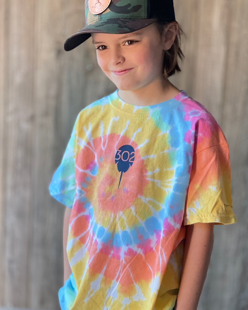 Youth Tie Die Tee - OG Design