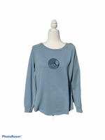 Sunset Waves crewneck sweatshirt