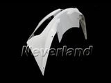 Unpainted Raw Upper Front Fairing Fit For Yamaha YZF 1000 R6 1998-2002