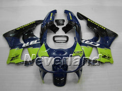 Honda CBR900RR 893 1996-1997 ABS Fairing - Green/Blue/Black
