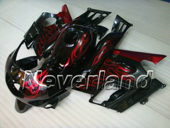 Bodywork Fairing Kit For 91-94 For Honda CBR600 F2 ABS 1991-1994