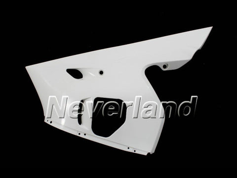 Unpainted Raw Right Side Panel Fit For Yamaha YZF 1000 R6 1998-2002