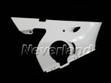 Unpainted Raw Left Side Panel Fairing Fit For Yamaha YZF 1000 R6 1998-2002