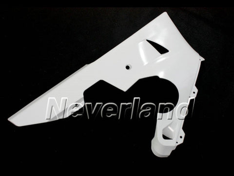 Unpainted Raw Left Lower Fairing Fit For Yamaha YZF 1000 R1 2000-2001