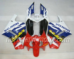 Honda VFR400R NC30 1990-1993 ABS Fairing - Red/Blue/White
