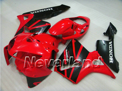 ABS Injection Fairing Kit for Honda CBR600RR F5 2005-2006 Molded