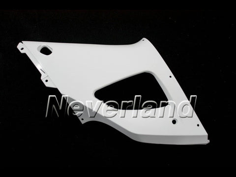 Unpainted Raw Right Upper Side Fit For Yamaha YZF 1000 R1 2000-2001