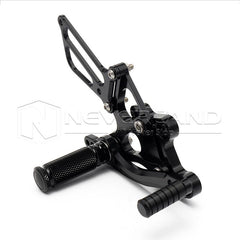CNC Racing Foot Pegs Pedal Rearset Rear Set For HONDA CBR929/954RR 2002 2003