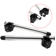 41mm CNC Clip-On Ons Handlebar regular Clipons Fit 41mm Fork Universal Racing
