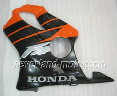Honda CBR600 F4 1999-2000 ABS Fairing - Orange/Black