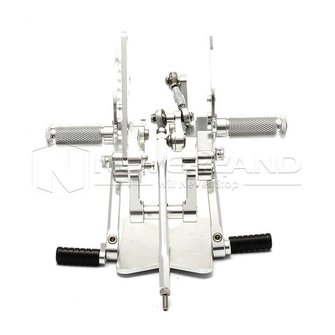CNC Racing Footpegs Rearsets Rear Set For Yamaha FZ1/FZ1 Fazer 2006-2015 07 08