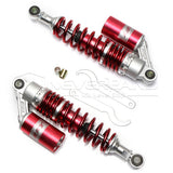 12.5'' 320mm 1 Pair Rear Shock Absorbers Air Suspension For Kawasaki BMW ATV KTM