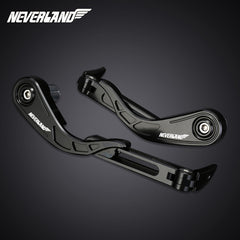Brake Clutch Lever Protector Protection Guard Handguard for Motorcycle 7/8