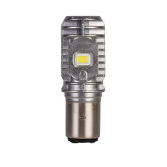 BA20D H/L 40W 6000K 9-85V Motorcycle ATV LED Bulb DRL Headlight Fog Light Lamp