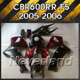 Fairing Kit For Honda CBR 600RR F5 2005 2006 Bodywork Injection