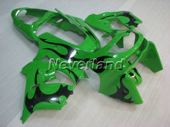 Fairing Kit For 98 99 Kawasaki ZX-9R Ninja ZX9R ZX 9r 1998-1999 ABS Molding