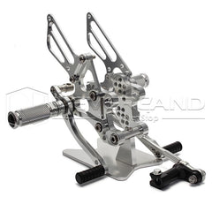 CNC Motorcycle Racing Rearset Rear Set Footrests Footpegs For Honda CBR929/954RR